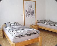Unsere Zimmer - Schlafzimmer